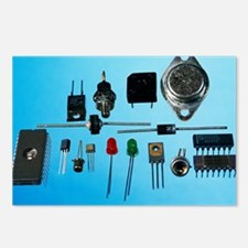 Semiconductor components - Postcards (Pk of 8)