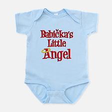 Babickas Little Angel Infant Bodysuit