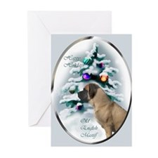English Mastiff Greeting Cards (Pk of 10)