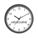 Melbourne clock Basic Clocks