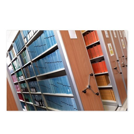 Library - Postcards (Pk of 8)