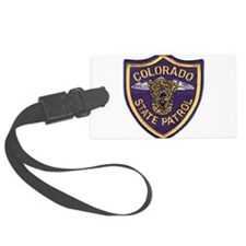 Colorado SP patch Luggage Tag