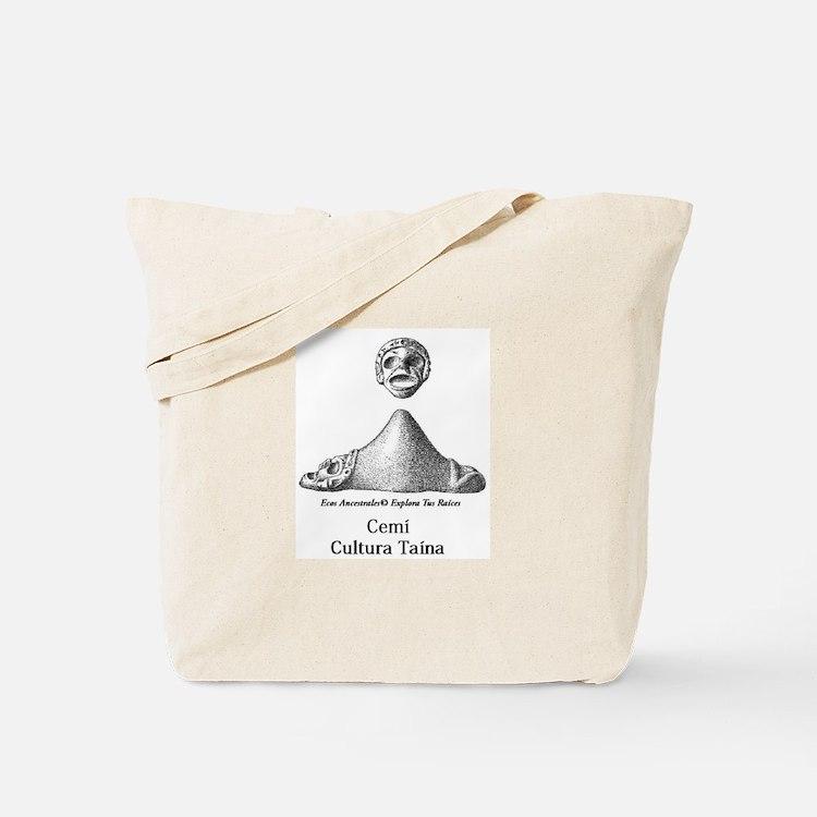 Cemi Taino Tote Bag