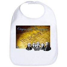Declaration of Independence Founding Fathers Bib