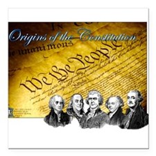Declaration of Independence Founding Fathers Squar