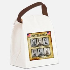Chattanooga - Union Canvas Lunch Bag