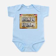 Chattanooga - Union Infant Bodysuit