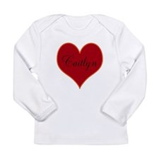 Caitlyn Long Sleeve Infant T-Shirt