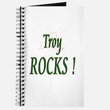 Troy Rocks ! Journal