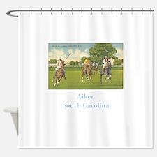 Aiken Polo Shower Curtain