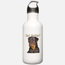 Cool Rottweilers Water Bottle