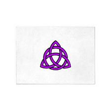 Celtic Knot 5'x7'Area Rug
