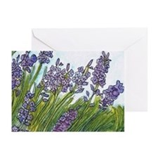 Lavender in the Breeze Greeting Cards (Pk of 20)