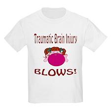 Traumatic Brain Injury Blows! T-Shirt