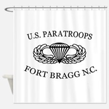 Cute 82nd airborne Shower Curtain