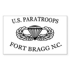 Bragg Decal