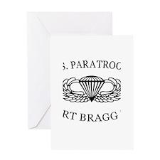 Bragg Greeting Cards