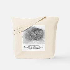 Coqui, Petroglifo Piedra Escrita Jayuya, PR Tote B