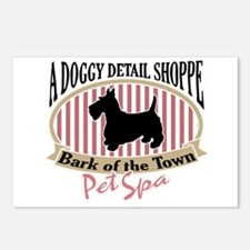 Bark of the Town Postcards (Package of 8)