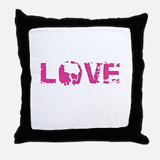 RUTT WEAR Throw Pillow