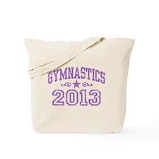 Gymnastics 2013 Tote Bag