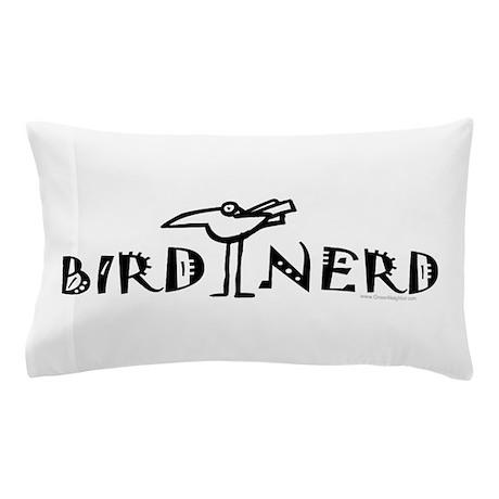 Birdwatching Pillow Case