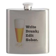 Write Drunk Flask