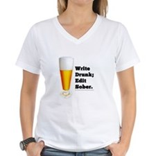 Write Drunk Shirt