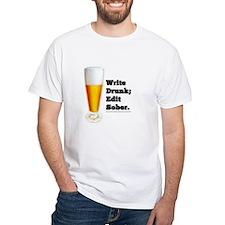 Write Drunk Shirt