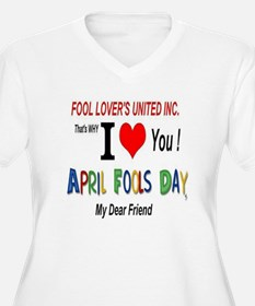April Fool Friend T-Shirt