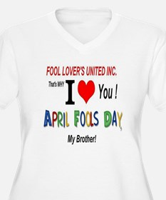 April Fool Brother T-Shirt