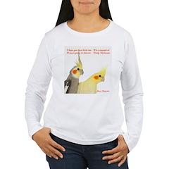 Cockatiel 1 Steve Duncan T-Shirt