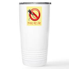 Spackle Free Zone Travel Mug