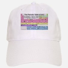 The Periodic Table of AAC Baseball Baseball Cap