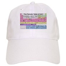 The Periodic Table of AAC Baseball Cap