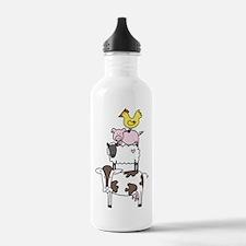 Farm Pyramid Water Bottle