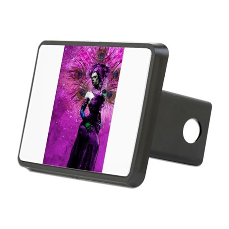The Wife Manifestation Rectangular Hitch Cover
