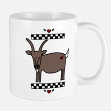 I Love Goats Mug