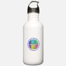 histologist circle blue.PNG Water Bottle