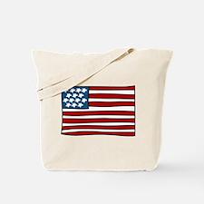 Old Glory Tote Bag