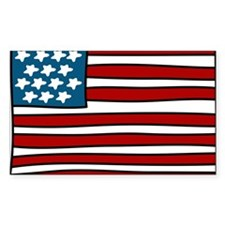 Old Glory Decal