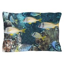 Aquarium Fish Pillow Case