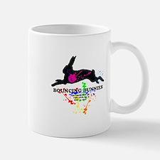 Bouncing Bunnies Team Logo Mug