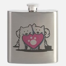 Valentine Duo Flask