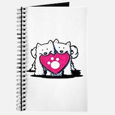 Valentine Duo Journal