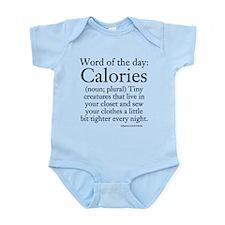 Calories Infant Bodysuit