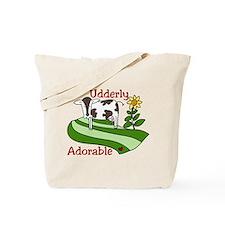 Udderly Adorable Tote Bag