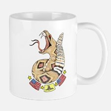 Second Amendment Rattler Mug