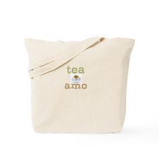 Tea Amo Tote Bag