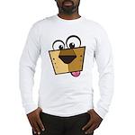 Abstract Dog 01 Long Sleeve T-Shirt